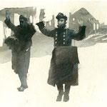 Kriegsgefangener, Bild, Illustration, igor kuprin