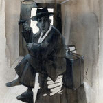 Vladimir Nabokov, Bild, Illustration, igor kuprin