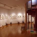新館1階の展示スペースです