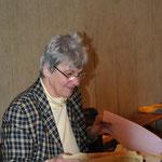 Seit Jahren immer als Helferin zur Stelle: Verena Boldin