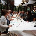 Viele OG Mitglieder erwiesen Irmgard die letzte Ehre