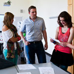 Discovery Summer Camp: Workshops im Uni-Gebäude