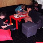 Eröffnung des Schülercafés