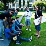 Discovery Summer Camp: Freizeit auf dem Campus