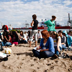 Discovery Summer Camp: Kennenlernspiele am Elbstrand