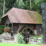 Mühle unterhalb des Rathauses in Hofstetten, Carina Sophie Störr