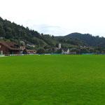 Blick vom Sportplatz bei Schiltach, Marion Schäuble-Bohnert