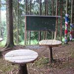 Wald-Klassenzimmer Hofstetten, Carina Sophie Störr