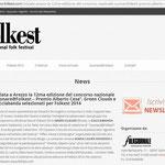 CiacciaBanda StreetBand selezioni per Folkest 2014