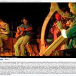 CiacciaBanda StreetBand supera le selezioni per Folkest 2014
