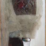 Shabbat-util, 150cm x 80cm, huile/toile, 2012