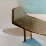 Fauteuil, 195cm x 145cm, huile/toile, 2012