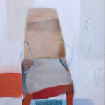Chaise, 150cm x 80cm, huile/toile, 2012