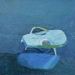 Relax, 20cm x 20cm, huile/toile, 2013