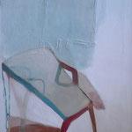 Hopital, 150cm x 80cm, huile/toile, 2012