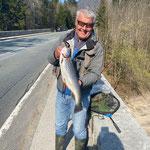Tolle Salmoniden vom Wiestal-Stausee