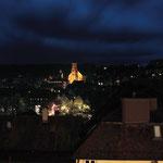 Altstadt Schwäbisch Hall bei Nacht