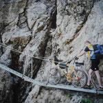 Schrofen Pass - Alpencross 2000