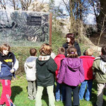 Une visite sur le site éponyme du Sauveterrien