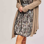 Cardigan 1049-22; Dress 922-7