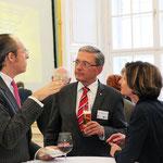34 - Dr. Michael Hirt im Gespräch mit KommR DI Heinz Michalitsch, CMC, Vorsitzender der Certified Management Consutant (CMC)-Prüfungskommission