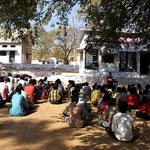 Andacht vor Schulanfang, Shorapur