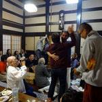 キューバンダンスワークショップ2012 懇親会糸川邸