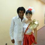 マルガリータ恩田20周年リサイタル Tamaki&ロドルフォルンバ 2011