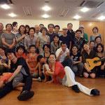 2012/7/1フランシーを囲む集い キューバ文化講座