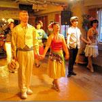サルサクラブ日暮里Salud、Dance show1