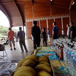 キューバンダンスワークショップ2012 WS風景