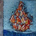 12 Flammen