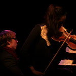 Chamber Music Week Chiloe 2014, Classical Music Chiloé, Joaena Ryu, Dominik Landolt