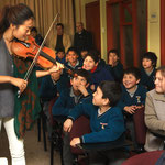 Chamber Music Week Chiloe 2014, Classical Music Chiloé, Joaena Ryu