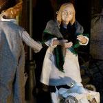 Margret und der Obdachlose