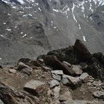Auf dem Gipfel von Jägihorn