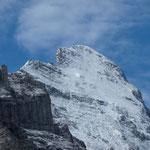 Mittelegigrat Eiger