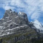Ostegg Hörnli Mittelegigrat Eiger