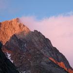 Schreckhorn von der Schreckhorn-Hütte