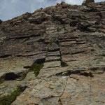 Klettertour auf Jägihorn: Route Alpendurscht
