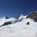 Besteigung Jungfrau