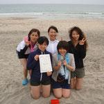 201205 ビーチ 女子