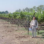 Vietnamese Viticultural Student at Pune Research Centre, India