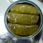Freshly Cooked Stuffed Grape Leaves