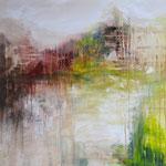 2017_Farben des Winterbeginns_120x80cm_Acryl_Baumwolle