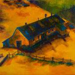 2012_Soldatenhaus_90x60cm_Acryl_Baumwolle