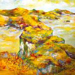 2017_Capri_100x130cm_Acryl_Baumwolle