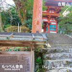 Yoshino (Yoshino-chō) is a town located in Yoshino District, Nara Prefecture, Japan.  紅葉の吉野