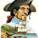 Le trésor de LaBuse - Olivier Levasseur
