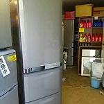 3ドア冷蔵庫買取や大型冷蔵庫買取は札幌リサイクルショップ「プラクラすすきの店」へ!